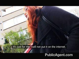 Verheiratet Rotschopf Tut Anal
