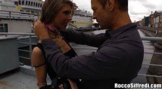 Rocco Siffredi Defiles Anally Eine Ballerina