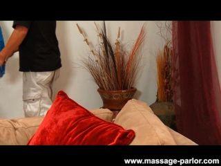 Haley Süßen Massagen Dann Fickt Ihr Client