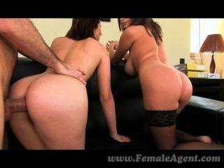 Femaleagent - Sexy Anal Creampie Zeit