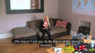 Fakeagentuk - Ex Playboy Modell Hart Gefickt