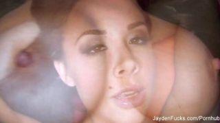 Jayden Jaymes Big Tit Lesbischen Spaß