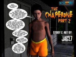 3d-comic: Das Chaperon. Folge 2