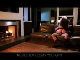 Youporn - Nubile Filme Romantisches Paar Leidenschaftliche Liebe Machen