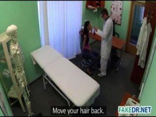 In Eingehenden Untersuchung Im Krankenhaus Gefälschten
