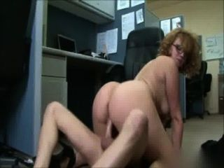 Große Beute Büro Mädchen