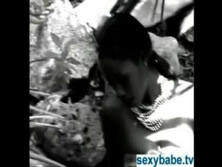 Atemberaubende Ebenholz Porno Indien Wird Nackt