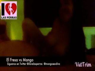 Mango Vs. El Fresa