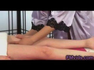 Marie Mccray Lesbische Massage