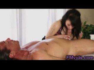 Schön Fetisch Blowjob