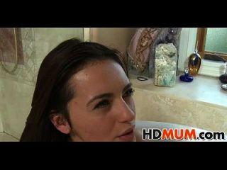 Mama Zeigt Mir, Wie Man Bläst