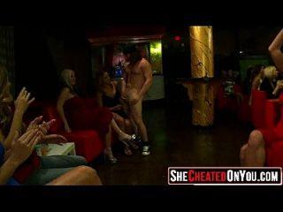 32 Sex Im Verein Bei Cfnm Party 20