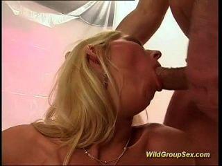 Extreme Anal Gangbang Jugendlich Orgie