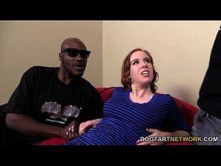 Kierra Wilde Bekommt Ihre Löcher Von Schwarzen Männern Gebohrt