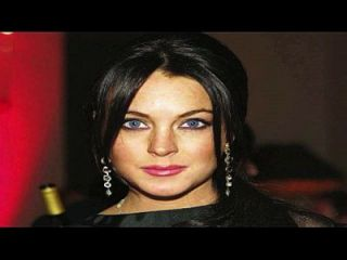 Lindsay Lohan Au Naturel: Http://ow.ly/sqhxi