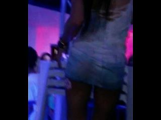 Gostosa De Vestidinho Baile Funk