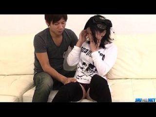 Dampfige Porno-show Auf Hervorragendem Megumi Haruka