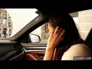 Teen Kitana Lure Bekommt Ihr Telefon Und Kostenlos Anal