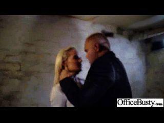 Büro Busty Mädchen Lieben Harten Sex Im Büro Film 25
