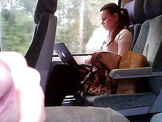 Blitz In Einem Zug Und Sie Viele Male-flostylez Sieht