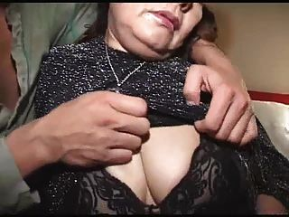 Fantastische Asiatische Oma