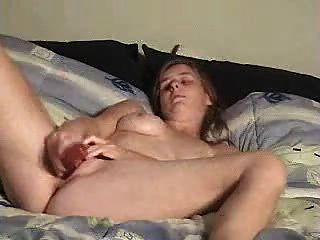 Meine Heiße Frau Für Sie Masturbieren. Sie Liebt Beobachtet Zu Werden!