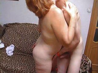 ältere Frau Fickt Jungen Guy.xx1