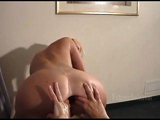 Lisa Und Samantha Doppel Ass Fisting