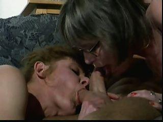 Familie Buster (marlene Von Braun Und Gisela Kunz)