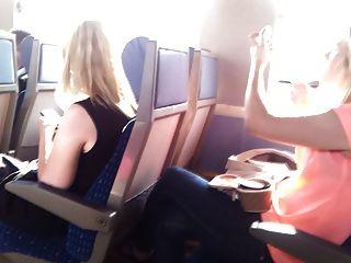 Blinken Im Zug