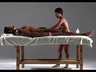Hd Lingam Verehrung Massage