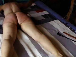 Amateur-slave In Großen Schmerzen