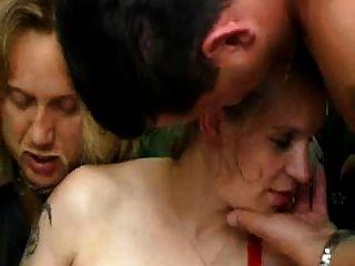 Gruppen-sex Mit Preggy Mädchen Ffmm