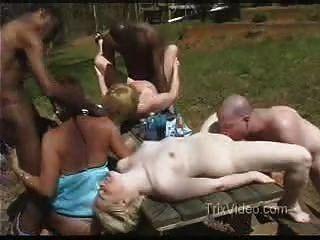 Outdoor-orgie