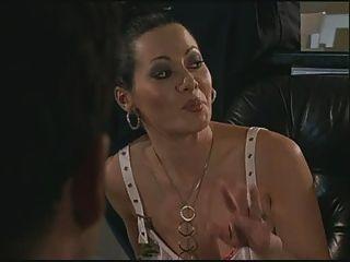Alexa Kann (mit Christina Bella Und Sandra Romain) - Scambi Di Letti (szene 2)