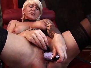 Geil Reifen Mit Sex-spielzeug Spielen