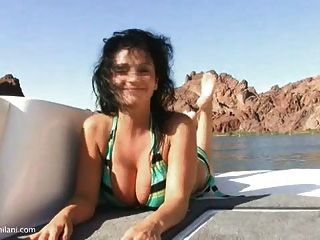 Denise Milani (das Beste) (teil 2).