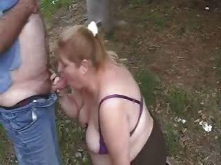 Sex Mit Ehebrecherisch Hausfrau In öffentlichen Park