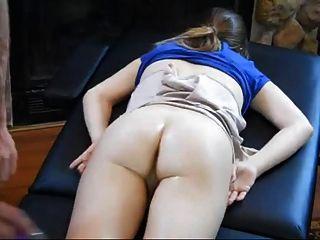 Schritt Dad Massage