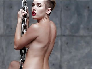 Cyrus Miley - Wrecking Ball (explizit)
