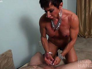 Reifen Muskel Wichsen - Anna Phoenixxx