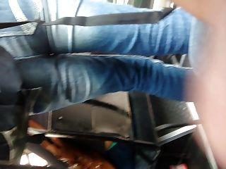 Masturbandome En El Bus Y Culito De Chavita