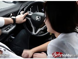 Hot Sex In Schnellen Autos