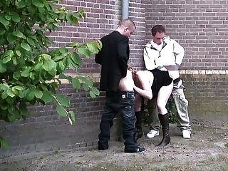 Schwanger - Bich öffentliche Nacktheit Arbeiten