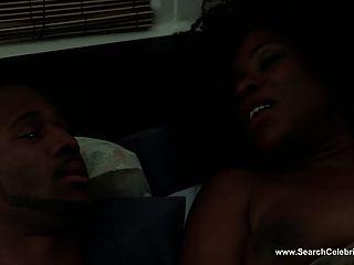 Lorraine Toussaint Nude - Orange Ist Das Neue Schwarz