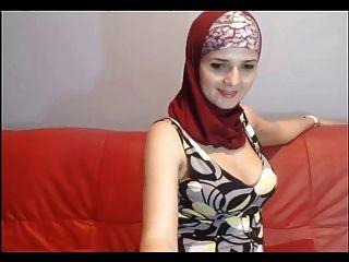 Hijab Camgirl Brüste! Muslimische Frauen Sind Am Besten!