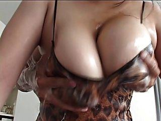 Rei Massage Großen Titten Titten Vollbusige Japanische Japan
