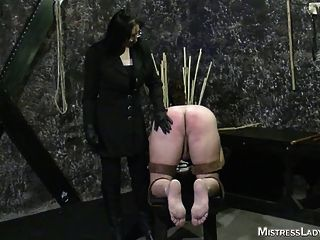 Extrem Schwanz Folter Mit Dame Jenny