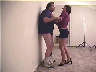 Ballbusting Mein Mann