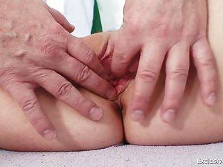Ema Gyno Fetisch Teen Pussy Speculum Prüfung Von Alten Doc